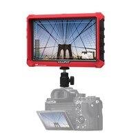 Lilliput A7S 7 дюймов на Камера поле монитор поддерживает 4 К HDMI Вход петли Выход 1920x1200 пикселей Яркость широкий угол обзора