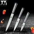 <font><b>XYj</b></font> японский стиль кухонные ножи из нержавеющей стали кухонные инструменты аксессуары кухонный инструмент для ножей из нержавеющей стали