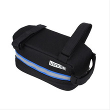 """Waterproof/Reflective 3.5""""-5.7"""" panniers Frame Front Tube Cycling Bicycle Bag Touch Screen Phone Cases"""