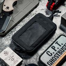 Водонепроницаемый кошелек OneTigris для повседневного использования, портативный кошелек для ключей, Дорожный комплект, мини-кошелек для монет...