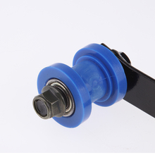 Universal Chain Tensioner Tension Adjuster Guide Roller Slider For 110cc 125cc 150cc 200cc ATV Go-Kart Motorcycle Accessories цена 2017
