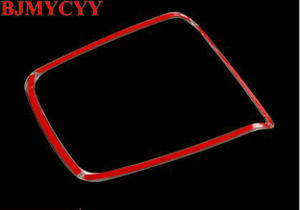 Image 3 - BJMYCYY tylne naklejki na nawiew powietrza cekiny dekoracji dla Audi A3 8V Sedan Sportback 2013 2014 2015 2016 Auto osłona akcesoriów