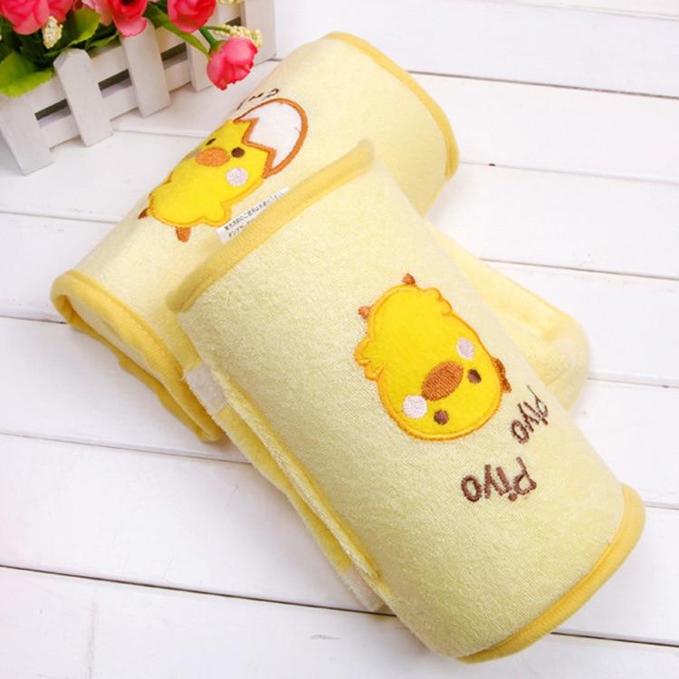 2016 baby Crib Bumper nursing pillow Anti-rollover Memory Foam Cute Cartoon Anti-roll Sleeper Pillow Sleep Positioner Insurance 3