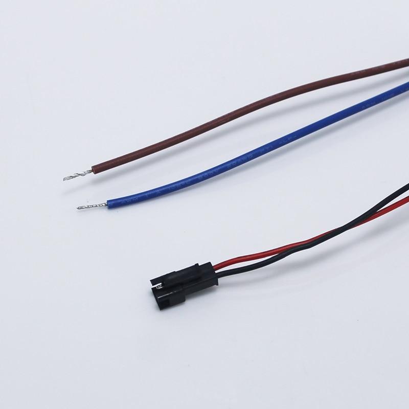 6pcs / lot AC85-265V 110V 220V 6-10 * 3W LED Driver 18W-30W - Լուսավորության պարագաներ - Լուսանկար 4