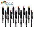 MeFOTO A35W Professional Monopods Camera 12 Color Portable Monopod For Canon Nikon SLR Cameras Accessories Max Loading 14kg