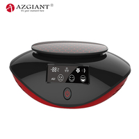 12V Car Air Purifier Intelligent Car Aromatherapy Oxygen Bar Anion Air Filter Removing Formaldehyde Free Shipping