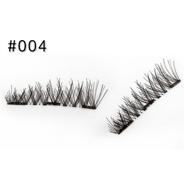 3 Magnet 3D Magnetic Eyelashes Magnet Lashes 4