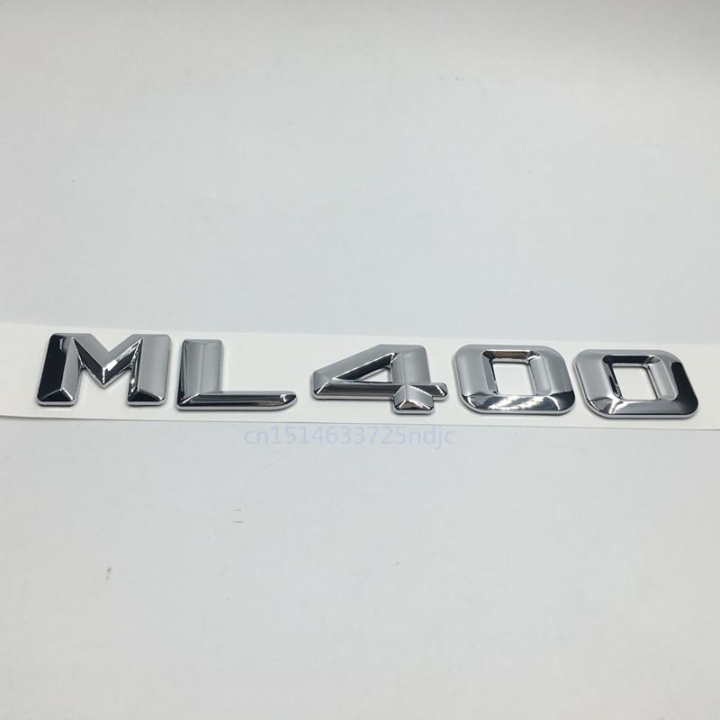 Car Styling Dla Mercedes ML320 ML350 ML400 ML450 ML500 ML550 - Zewnętrzne akcesoria samochodowe - Zdjęcie 4