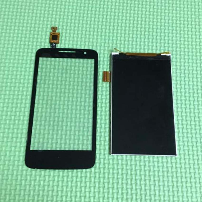 Best Quality LCD Display+Touch Screen Digitizer For Alcatel One Touch MPop 5020 OT5020 5020D OT-5020 Mobile Phone Repair Parts