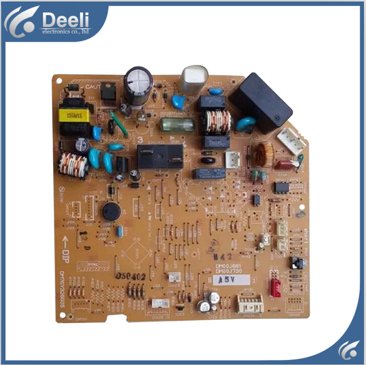 95% new good working for air conditioning DM00J730 DM76Y326G05 DM00J681 computer board control board sale цена