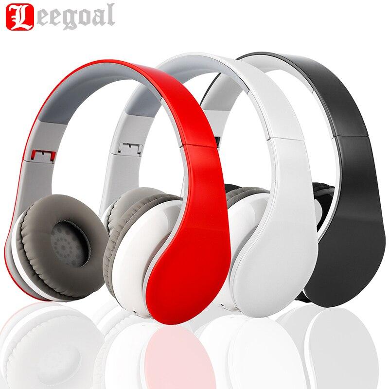 bilder für BL-09 Faltbare Drahtlose Bluetooth Kopfhörer Stereo Headsets Kopfhörer mit Mic Unterstützung TF Speicherkarte FM Radio Hand Frei Kopfhörer