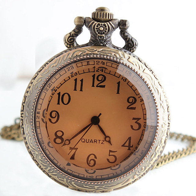 Vintage-Brown-Mirror-Quartz-Pocket-Watch-With-Necklace-Pendant-Fob-Wach-Men-Women-Clock-Gift.jpg_640x640