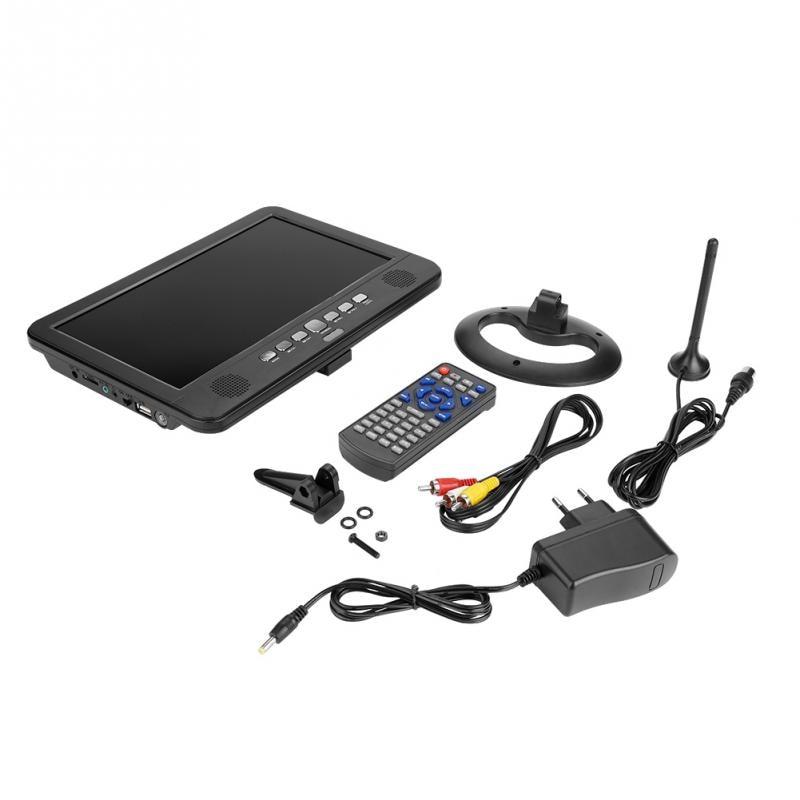 USB Portable Digital TV Television HD Vis