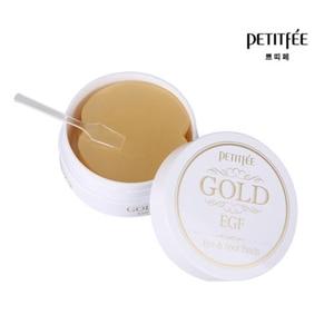 Image 2 - PETITFEE Gold EGF Eye & Spot Patch Eye Mask 90Pcs (Eye Mask 60ชิ้น + Spot Patch 30ชิ้น) collagen Eye Care Remover Dark Circles Eyeกระเป๋า