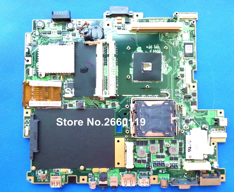 ФОТО 100% Working Laptop Motherboard For Asus C90S Main Board Fully Tested and Cheap Shipping
