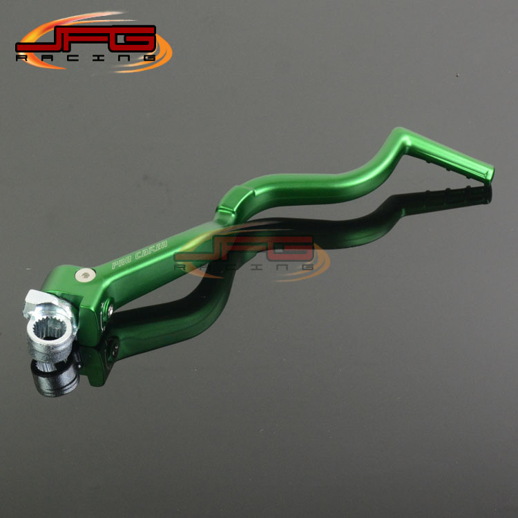 New Forged Kick Start Starter Lever Pedal Arm For KX450F 2008-2015 KLX450R 2008-2012 Motocross Dirt Bike Off Road Motorcycle