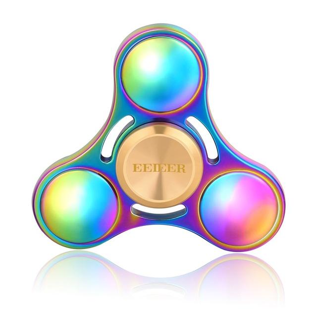 EEIEER Alloy Fidget Spinner