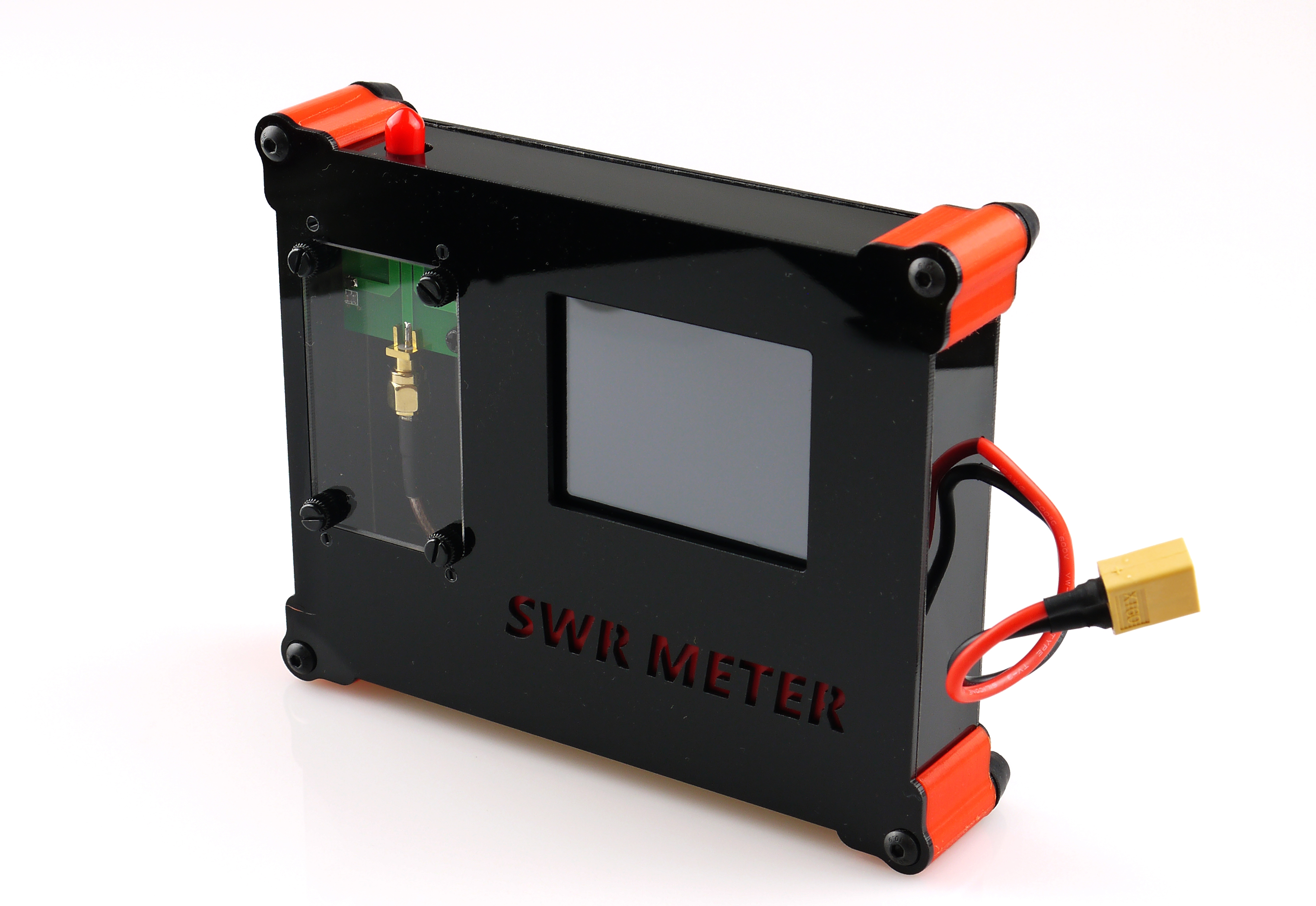 5 8Ghz RF SWR VSWR meter standing wave table for FPV Antenna FPV