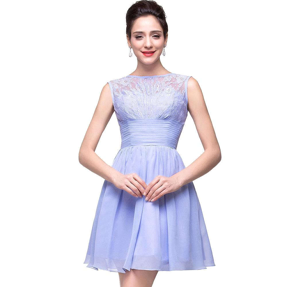 Purple Short Homecoming Dresses 2015