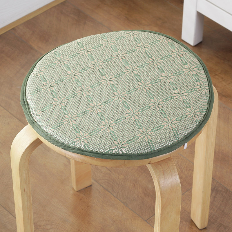 Baby Seat Cushions Round Winter Student Chair Cushion Dinning Stool Cushion Household Seat Pad Modern Throw Pillow 11 Colors