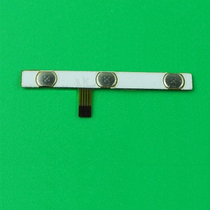 Original Switch On Off Power Volume Button Flex Cable For Onda V820W V891W Quad-core 8.0
