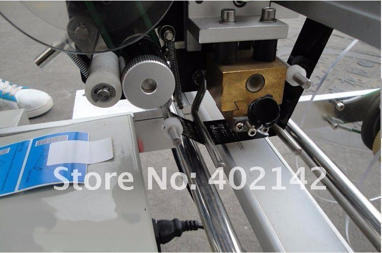 Free-shipping-by-DHLFEDEX-100-New-Round-Bottle-Labeling-Machine-with-date-printing-machine-ribbon-coder (1)