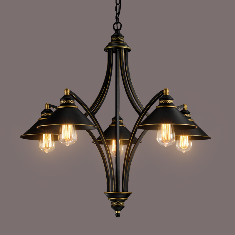 Loft Vintage pendant lights Iron Lamp for Kitchen Bedroom Home Decoration E27 Edison bulb lamparas colgante handing lightingLoft Vintage pendant lights Iron Lamp for Kitchen Bedroom Home Decoration E27 Edison bulb lamparas colgante handing lighting