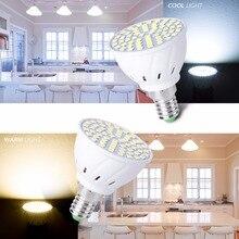 E27 LED Lamps GU10 Led 220V Spotlight Bulb E14 Lampadas MR16 Energy Saving Lighting B22 Led Spot Light Bulb 4W 6W 8W 2835 SMD