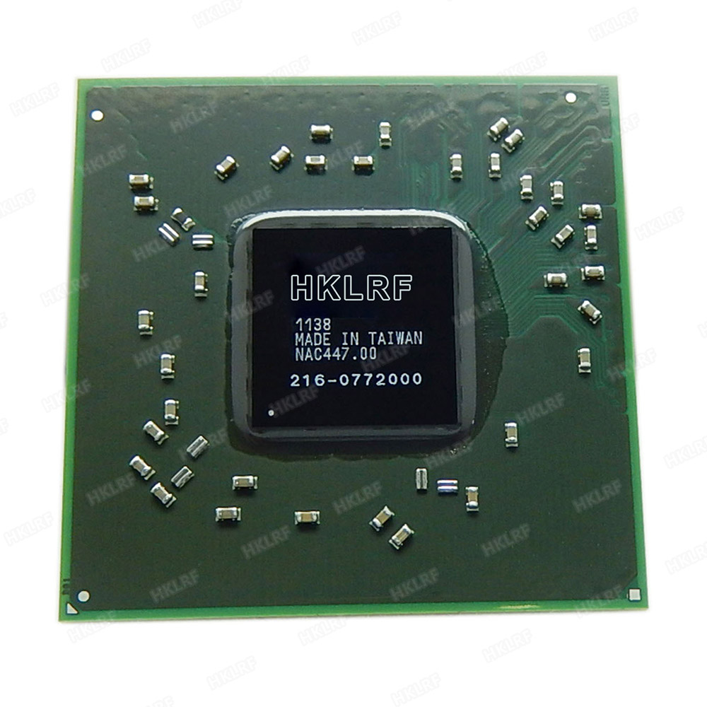 Brand New  216-0774007 Graphic Chipset IC TAIWAN 2Pcs DC:2011+