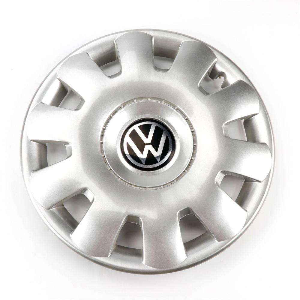 OEM 410mm 41cm Hubcap Wheel Cover Logo for VW Volkswagen Jetta MK4 Golf Bora 1J0 601 147 P