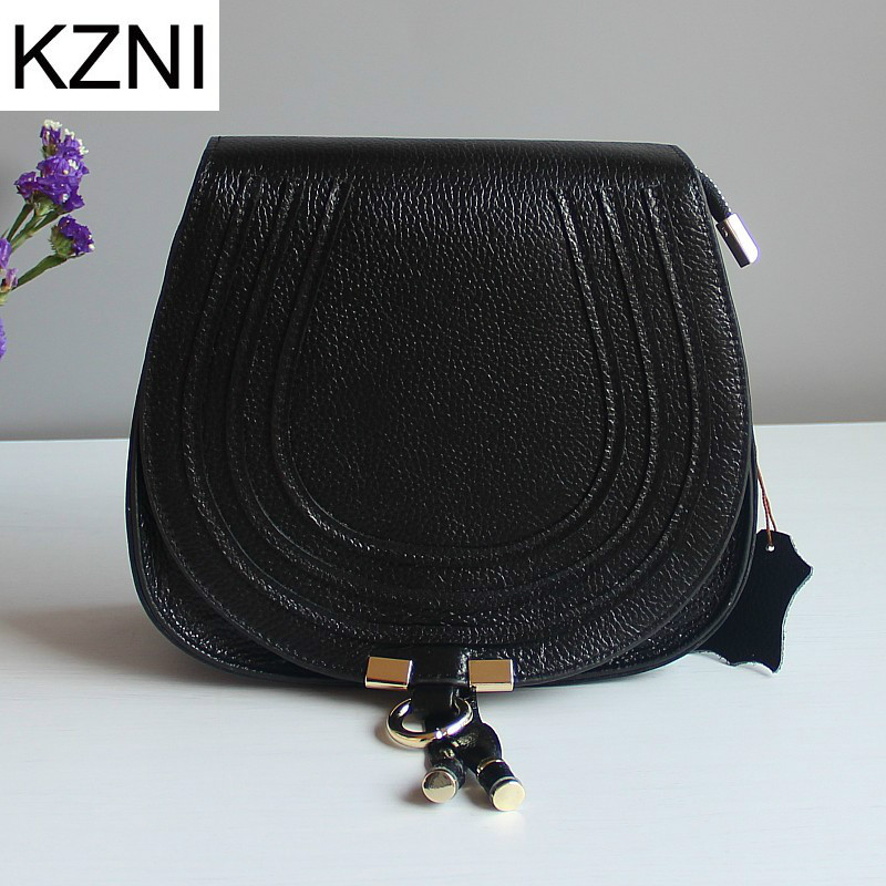 KZNI designer bags famous brand women bags 2017 leather handbags genuine leather luxe handtassen vrouwen tassen designer L010129