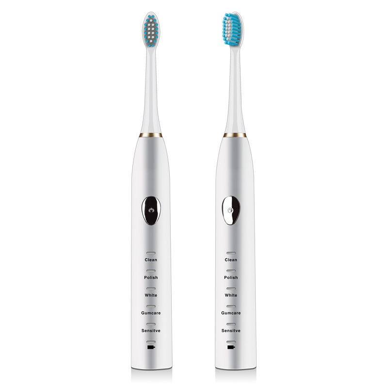 Acoustic Vibration Magnetic Suspension Electric Toothbrush Induction Charging Type Adult Household   Electric Tooth BrushAcoustic Vibration Magnetic Suspension Electric Toothbrush Induction Charging Type Adult Household   Electric Tooth Brush