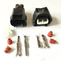 Auto 2 Pin 7283-7023-10 Conector Hembra Macho de Automoción Crank Sensor Cableado Conector Impermeable Para Lexus Toyota