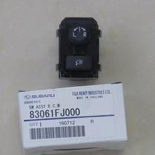 83061FJ000 Genuine SW ASSY R,C,M Door Side Power Mirror Switch Control For Subaru Forester Outback Impreza XV WRX