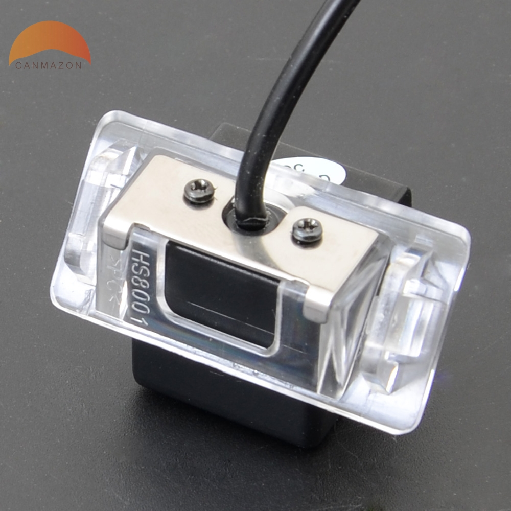Car Led Rear View Reverse Backup Camera For Toyota Camry 2007 2008 2009 2010 2017 Vehicle Ccd Parking Istant Accessories In From