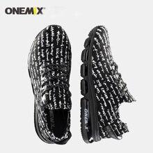 ONEMIX весенние дышащие противоскользящие мягкие беговые кроссовки Для мужчин Спортивная обувь, ботинки для бега кроссовки мужская обувь для бега большой Размеры 5–12
