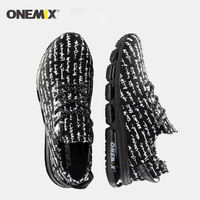 ONEMIX Spring Breathable Antislip Soft Running Shoes Men Sport Shoes Running Sneakers Running Men Shoes Big Size 5 12