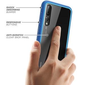 Image 5 - Voor Huawei P20 Pro Case Supcase Ub Stijl Serie Anti Klop Premium Hybrid Beschermende Tpu Bumper + Pc Clear back Cover