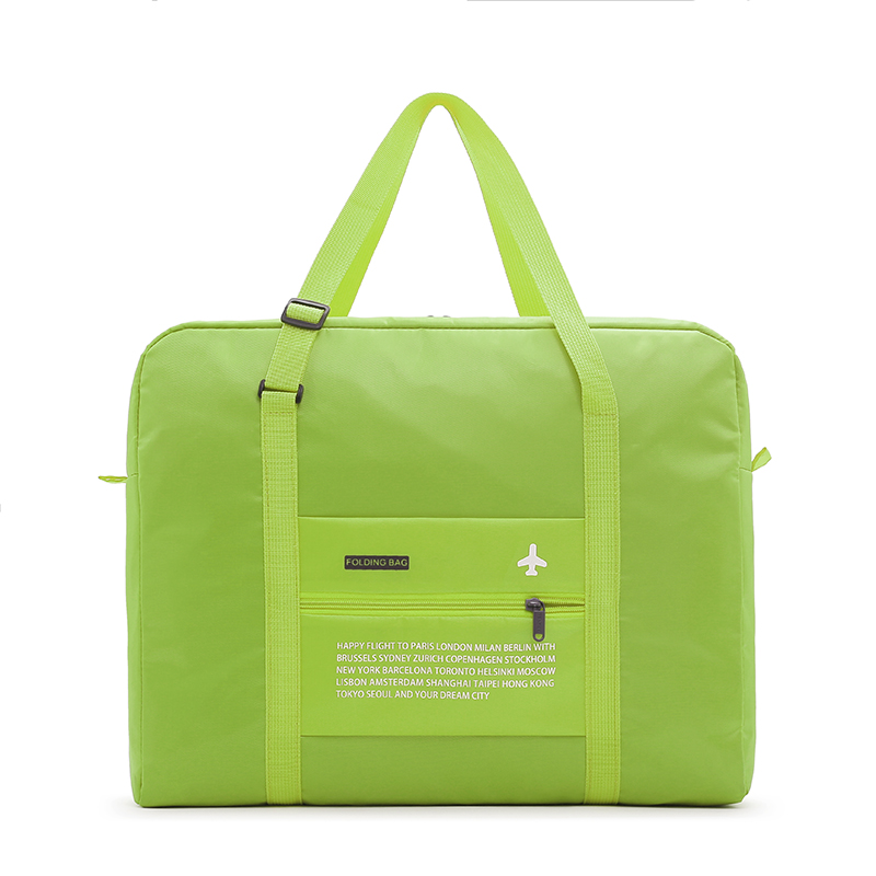 2018 Travel Bags WaterProof Travel Folding Bag Large Capacity Bag Luggage Women Nylon Folding Bag Travel Handbags Free Shipping