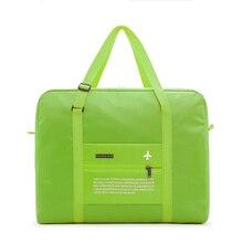 Дорожные сумки, водонепроницаемая складная сумка для путешествий, вместительная сумка для багажа, Женская нейлоновая складная сумка, дорожные сумки