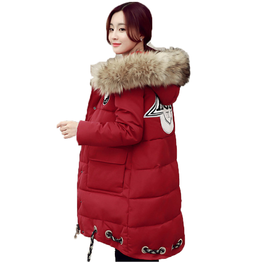 Black Girls Puffer Coat