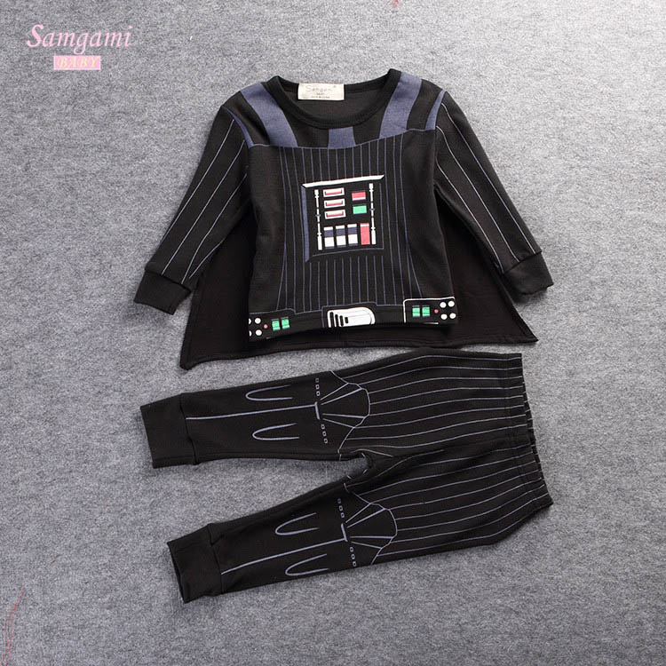 SAMGAMI BABY Star Wars Heroes New Fashion Baby Sleeping Wear Clothing - Children's Clothing - Photo 3