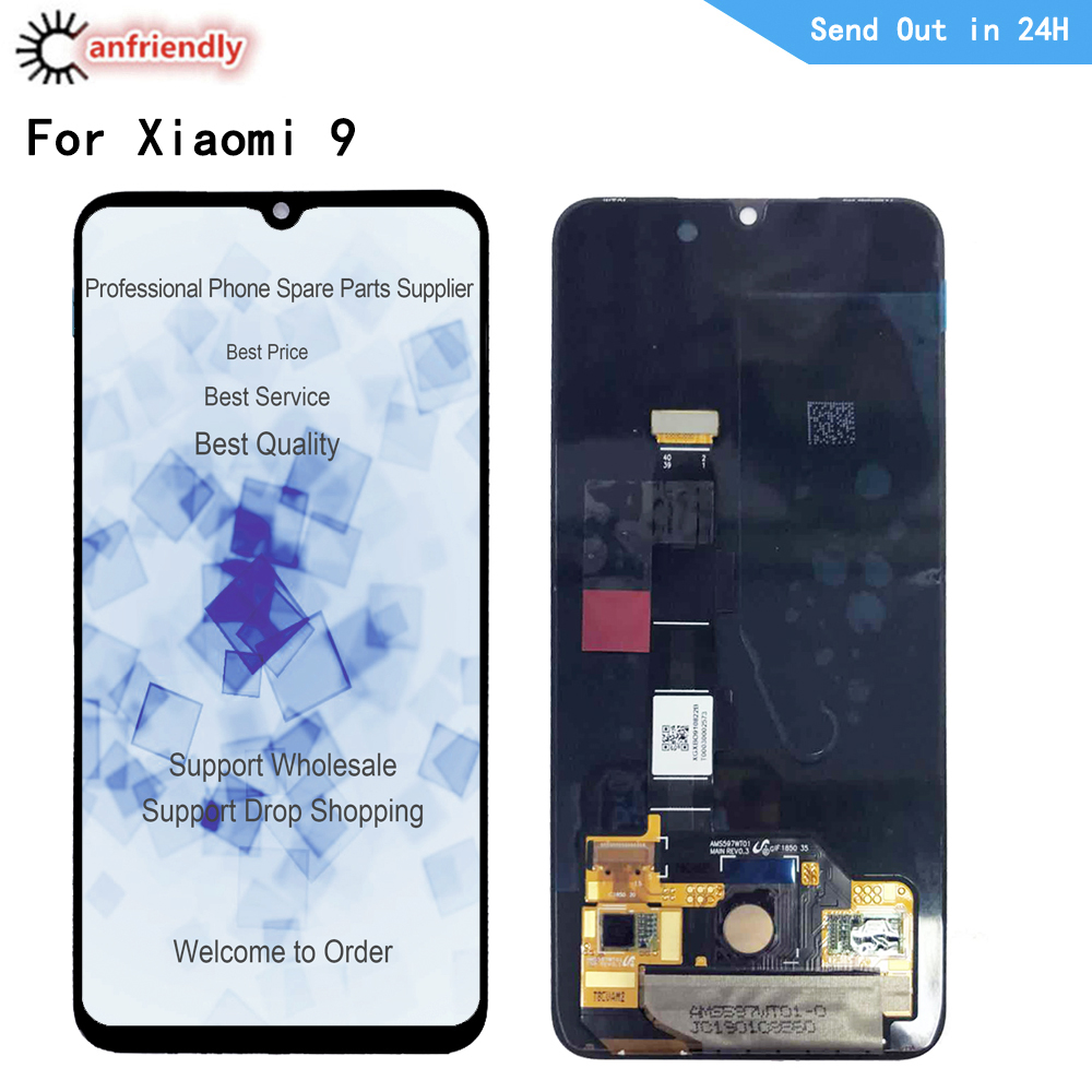 LCD For Xiaomi Mi 9 SE MI9 MI9SE LCD Display+Touch Screen Replacement Sensor Digitizer Assembly For Xiaomi 9 SE Display Screen