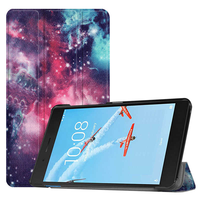 GUKEEDIANZI Slim Magnetische PU Leather Case Voor lenovo tab e7 tb-7104f Tablet cover funda Voor lenovo tab e7 case