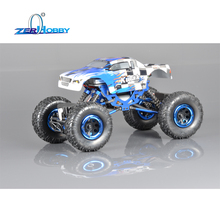 HSP RACING RC CAR TOYS 1/18 SCALE KULAK ELECTRIC OFF-ROAD 4WD CRAWLER TRUCK BATTERY POWERED RTR