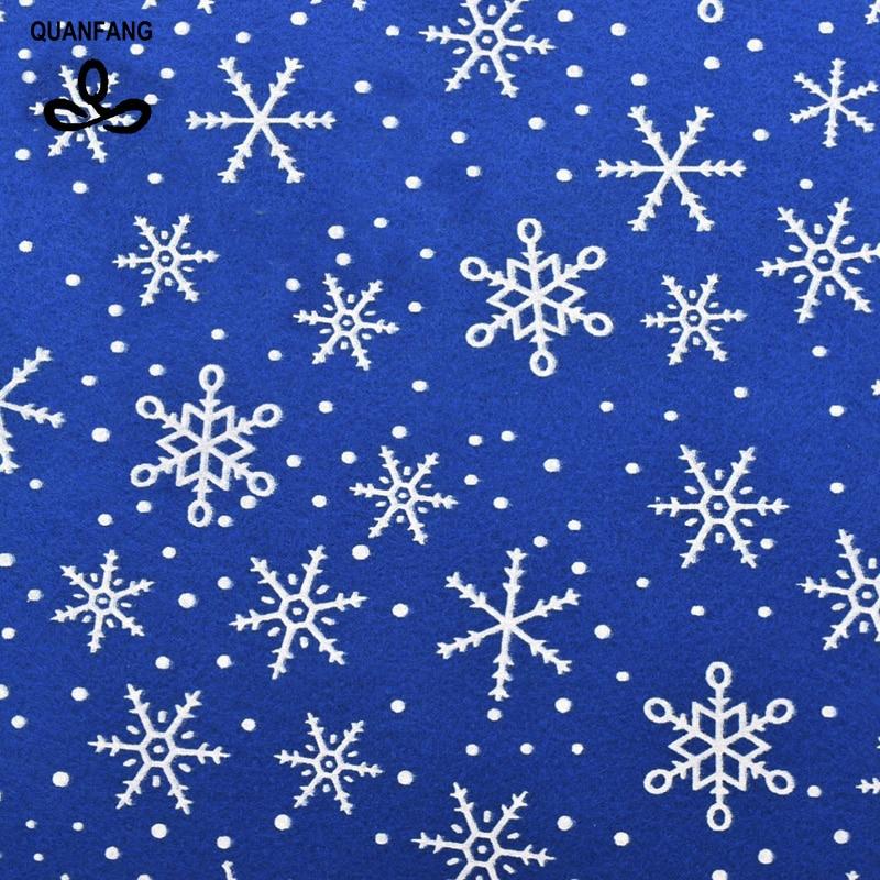 1mm poliester tkanina akrylowa filc na świąteczne dekoracje - Sztuka, rękodzieło i szycie - Zdjęcie 4