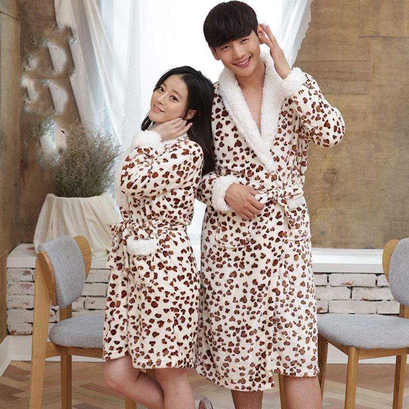 Spa Robes Picture More Detailed Picture About Flannel Bath Robe - Bathroom robes
