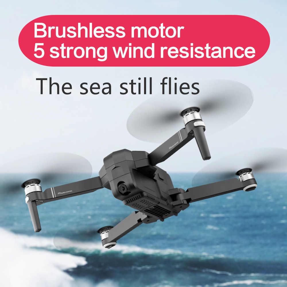 SMRC F11 المهنية رباعية المروحية لتحديد المواقع طائرات بدون طيار مع كاميرا HD 4K طائرة مزودة بجهاز للتحكم عن بُعد كوادكوبتر سباق هليكوبتر تتبع لي x برو سباق درون