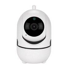 Wdskivi Mini caméra de surveillance intérieure IP WiFi Cloud hd 1080P, dispositif de sécurité sans fil, babyphone vidéo sans fil, avec reconnaissance faciale