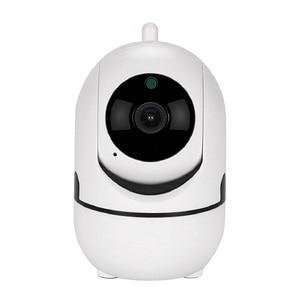 Image 1 - Wdskivi Mini caméra de surveillance intérieure IP WiFi Cloud hd 1080P, dispositif de sécurité sans fil, babyphone vidéo sans fil, avec reconnaissance faciale